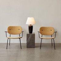 Menu Torso LED table lamp  black white  57 cm