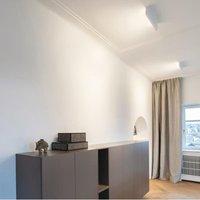 Akon SD wall lamp white 46 3 cm non dim 28W 4 000K