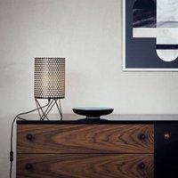 GUBI Pedrera ABC table lamp  black