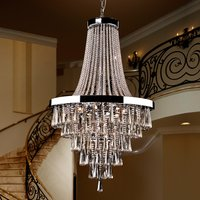 Magnificent crystal chandelier Palace