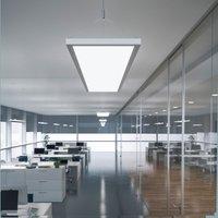 IDOO VTL LED hanging light  DALI  65 W  CCT silver