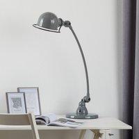 Jield  Loft C6000 table lamp  curved  grey