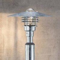 Height adjustable pole light Vejers