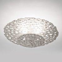 Fascinating Tresor ceiling light 60 cm  silver