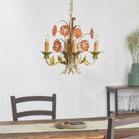 NOVARA hanging light in a Florentine style