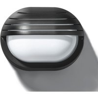 Classic outdoor wall lamp EKO 19 GRILL  black