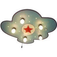Lief for Boys ceiling light with LED night light