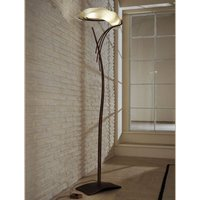 Roma floor lamp with an artistic design