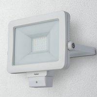 Theben theLeda B30L LED outdoor spotlight  white