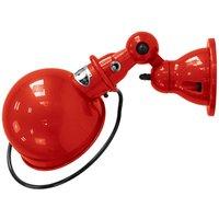 Jield  Loft D1000 wall light Industrial red