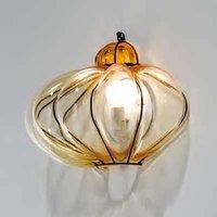 Wall light SULTANO made of murano glass  29 cm