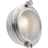 Clearpoint   outdoor wall lamp in nautical style