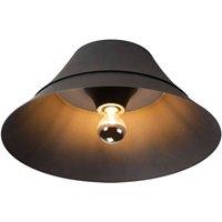 SLV Bato 45 ceiling light E27 black
