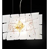 Frame hanging light with an elegant design  38 cm