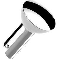 Lightme Aqua Sidelight mirror lamp slanted chrome