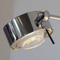 Wall light PUK SIDES  1 bulb 30 cm chrome