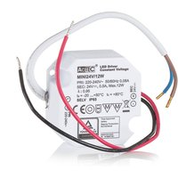 AcTEC Mini LED driver CV 24 V  12 W  IP65