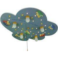 Little Bear ceiling light  night light function