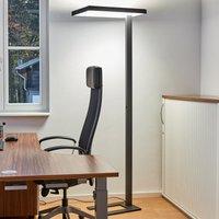 Lola LED office floor lamp  4 000 K  DALI