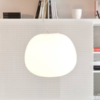 Elegant MOCHI hanging light 38 cm