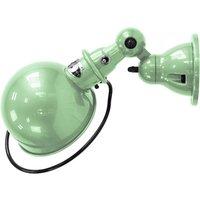 Jield  Loft D1000 wall light industrial mint green