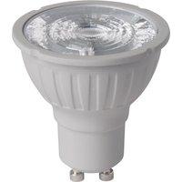 Reflector LED bulb GU10 dual beam 5 2 W dim 2800 K