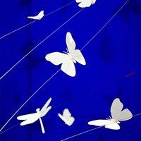 Ingo Maurer La Festa Delle Farfalle pendant 85 cm