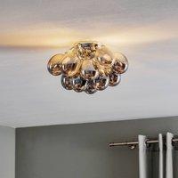 By Ryd ns Gross ceiling light  grey  30 cm