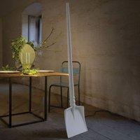 Karman Tobia   LED designer floor lamp  shovel
