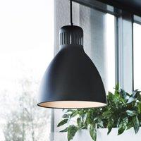 L 1 LED hanging lamp  4 000 K  black