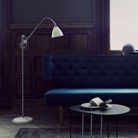 GUBI Bestlite BL3 floor lamp   16 cm  chrome white
