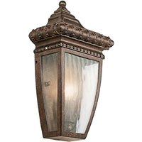 Beautiful Venetian Rain outdoor wall lamp