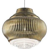 Bonnie pendant lamp 130 cm metallic antique gold