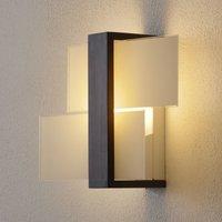 Wooden wall light Triad  35 cm