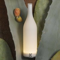 Rechargeable designer LED table lamp Bacco