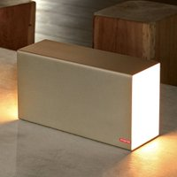 ERASER 380   pull out table lamp  champagne