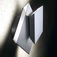 Futuristic Cubic LED wall light