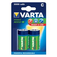 VARTA C Baby battery 56714 1 2 V 3000 mAh two pack