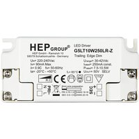 LED driver G5LT  10 W  250 mA  dimmable  CC