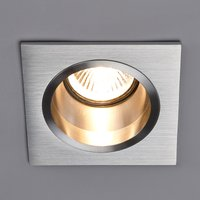 High voltage recessed light Soley  square
