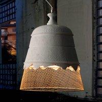 Karman Domenica plaster hanging light  gold 50 cm