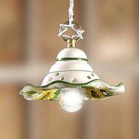 Small GIRASOLA pendant light  country house charm