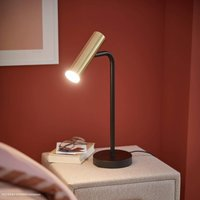 Sch ner Wohnen Stina LED table lamp  gold