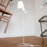 next Flapflap Floor   designer floor lamp