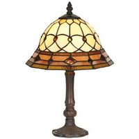 Handmade table lamp KASSANDRA  42 cm
