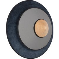 Forestier Cymbal S LED wall light  midnight