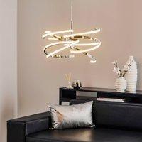 6396 LED hanging lamp chrome