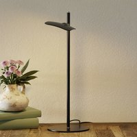 Raggio LED table lamp  dimmable  black