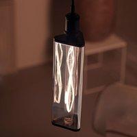 Philips Crystal giant smoky LED bulb E27 6 5 W