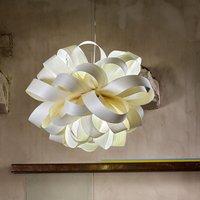LZF Agatha Ball hanging light  84 x 80 cm  ivory